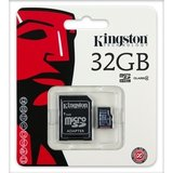 Secure digital card micro 32G Kingston